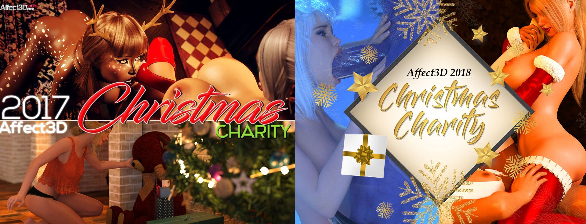 Affect3D Christmas Charity Sets